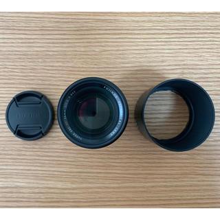 フジフイルム(富士フイルム)の【美品】FUJIFILM XF56mmF1.2 神レンズ おまけ付(レンズ(単焦点))