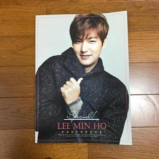 イ ミンホ  フォトブック LEE MIN HO(K-POP/アジア)