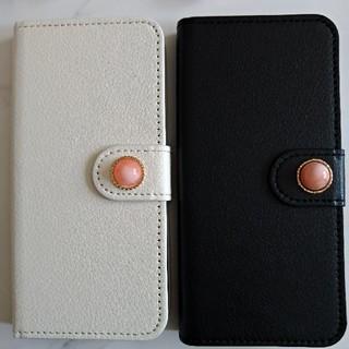 iPhone7 8対応 ハンドメイド 手帳型ケース (iPhoneケース)