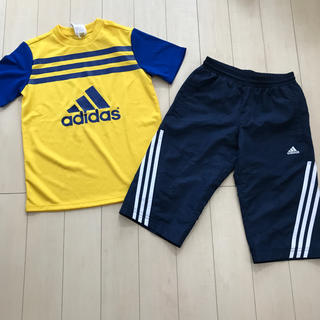 アディダス(adidas)のアディダスセット★140(パンツ/スパッツ)