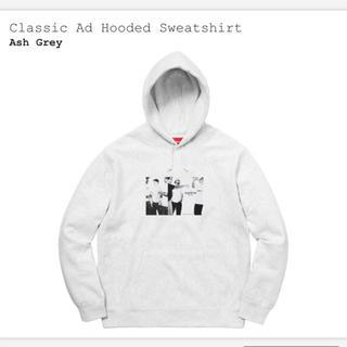 シュプリーム(Supreme)のSupreme Classic Ad Hooded Sweatshirt(パーカー)