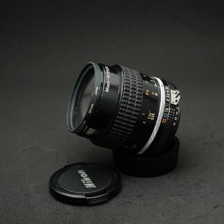 ニコン(Nikon)の銘玉 オールドレンズ NIKKOR 55mm f2.8 Micro(レンズ(単焦点))