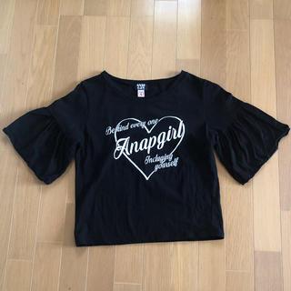 アナップ(ANAP)のANAPTシャツ(Tシャツ/カットソー)