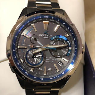CASIO - CASIO カシオ オシアナス OCEANUS 腕時計 39