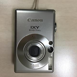 キヤノン(Canon)のCanon  IXY DIGITAL  60(コンパクトデジタルカメラ)