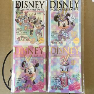 ディズニー(Disney)のファッショナブルイースター メモ帳(ノート/メモ帳/ふせん)