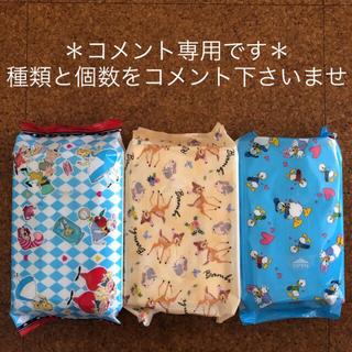 Disney - 【新品】ディズニー*ウェットティッシュ1袋(同梱なら1袋130円)