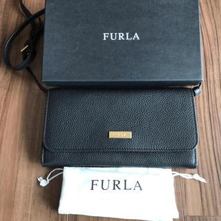 フルラ(Furla)の【新品・未使用❗️】FURLAショルダーバッグ(ショルダーバッグ)