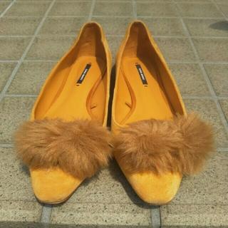 ザラ(ZARA)のZARA靴  サイズ 39  (バレエシューズ)