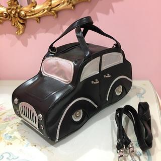 フランス製  自動車型の2wayバッグ(ショルダーバッグ)
