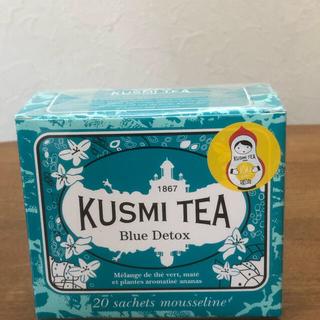 KUSMI TEA ブルーデトックス  20パック(茶)