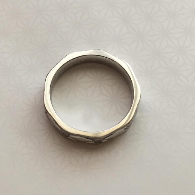 CHANEL(シャネル)のCHANEL マトラッセ リング 指輪 10石【KITTYさん専用】 レディースのアクセサリー(リング(指輪))の商品写真