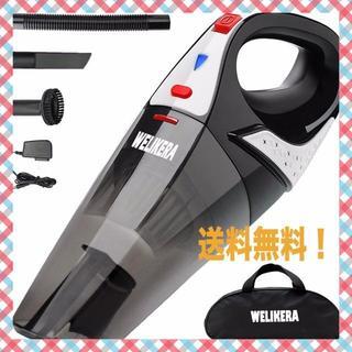 Welikera 掃除機 充電式掃除機  LEDライト付きコードレス掃除機(掃除機)