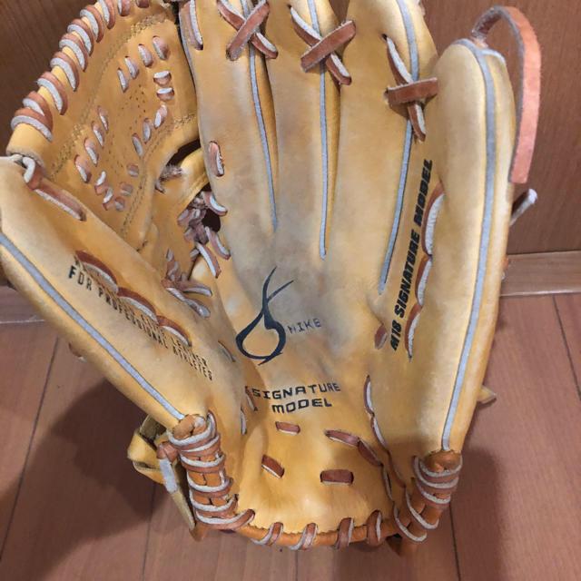 NIKE(ナイキ)の少年野球  グローブ スポーツ/アウトドアの野球(グローブ)の商品写真