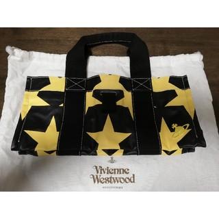 ヴィヴィアンウエストウッド(Vivienne Westwood)のヴィヴィアン 星柄 トートバッグ(トートバッグ)