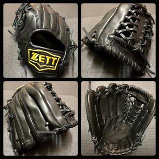ゼット(ZETT)の【未使用品】 ZETT ソフトボール用  左 グローブ【迅速発送】(グローブ)