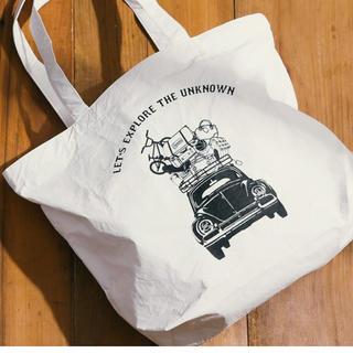 イエナ(IENA)のベイクルーズノベルティー12周年記念オリジナルトートバッグ(トートバッグ)