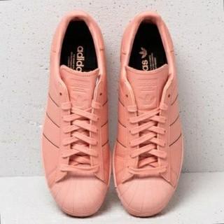 adidas - 定価15,120円 23.5cm adidas superstar 80s