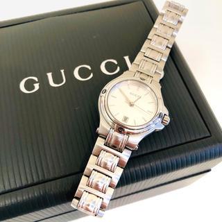 グッチ(Gucci)の★美品★ 正規 オールド グッチ 腕時計 レディース ヴィンテージ(腕時計)