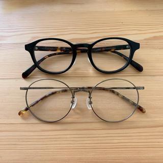 ジンズ(JINS)のJINS 眼鏡2本セット(サングラス/メガネ)