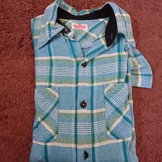 ハリウッドランチマーケット(HOLLYWOOD RANCH MARKET)のHOLLYWOOD RANCH MARKET ネルシャツ(シャツ)