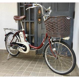 Panasonic - Panasonic Lithium vivi 20インチ 電動アシスト自転車
