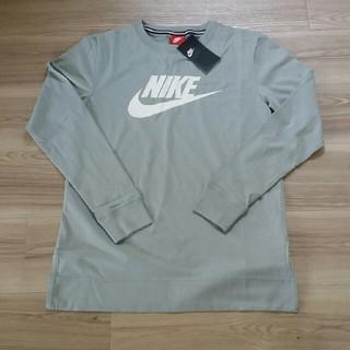 ナイキ(NIKE)の【新品】Nike 長袖 Tシャツ Mサイズ(Tシャツ(長袖/七分))