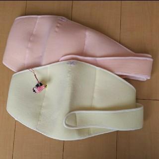 アカチャンホンポ(アカチャンホンポ)のangel 腹帯 妊婦帯 犬印 2つセット 御守りつき(マタニティ下着)
