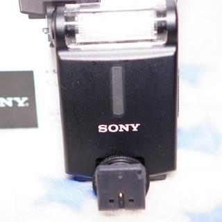ソニー(SONY)のSONY FLASH HVL-F20M(ストロボ/照明)