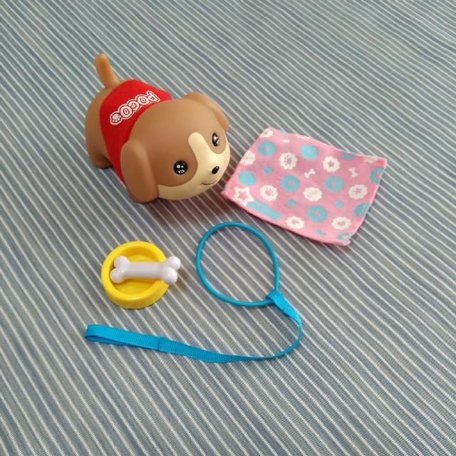 PILOT(パイロット)のメルちゃん ポコちゃん (犬) キッズ/ベビー/マタニティのおもちゃ(ぬいぐるみ/人形)の商品写真