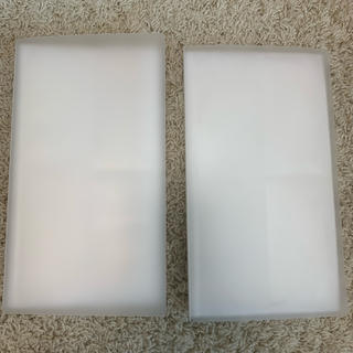 ムジルシリョウヒン(MUJI (無印良品))のポリプロピレンCD・DVDホルダー・2段 2個セット(CD/DVD収納)