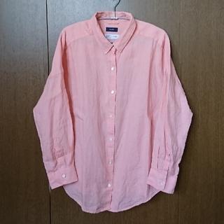 シップスフォーウィメン(SHIPS for women)のリネンシャツ(シャツ/ブラウス(長袖/七分))