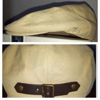 バーバリーブルーレーベル(BURBERRY BLUE LABEL)のバーバリーブルーレーベル ハンチング(ハンチング/ベレー帽)