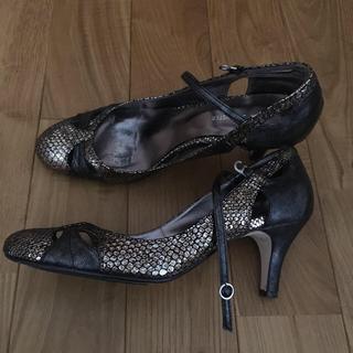 オゥバニスター(AU BANNISTER)の靴(ハイヒール/パンプス)