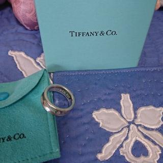 ティファニー(Tiffany & Co.)の箱無しです☆TIFFANY☆リング☆1837☆16☆(リング(指輪))