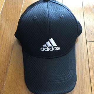 アディダス(adidas)のお買い得  アディダス  ジュニアキッズキャップ  (帽子)