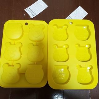ディズニー(Disney)の新品未使用◇大人気 ディズニー シリコン型 二個セット(調理道具/製菓道具)