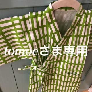 オーダー甚平  tomoeさま専用(甚平/浴衣)