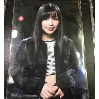 エイチケーティーフォーティーエイト(HKT48)のHKT48 宇井真白 AKB48 君はメロディー 通常盤封入 生写真(アイドルグッズ)
