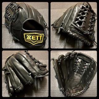 ゼット(ZETT)の◆未使用品 迅速発送◆ ZETT ゼット 左投げ用 ソフトボール用 グローブ (グローブ)