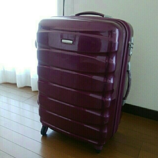 563b353406 サムソナイト(Samsonite)のスーツケース サムソナイト Mサイズ(スーツケース/キャリーバッグ
