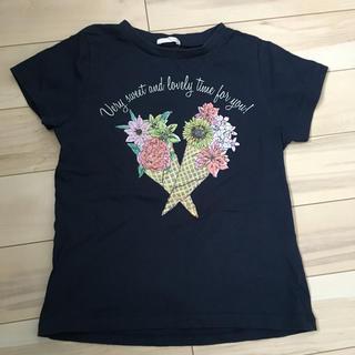 ジーユー(GU)のGU キッズ 半袖 Tシャツ(Tシャツ/カットソー)