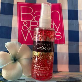 バスアンドボディーワークス(Bath & Body Works)のBath&BodyWorks フレグランスミスト(香水(女性用))