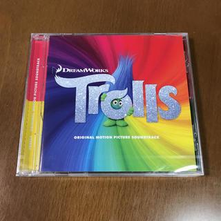新品 Trolls  CD 結婚式 ドリームワークス(ポップス/ロック(洋楽))