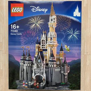 レゴ(Lego)のレゴ 71040 シンデレラ城(知育玩具)