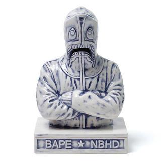 アベイシングエイプ(A BATHING APE)のBAPE NBHD SHARK INSENCE CHAMBER BLUE(お香/香炉)