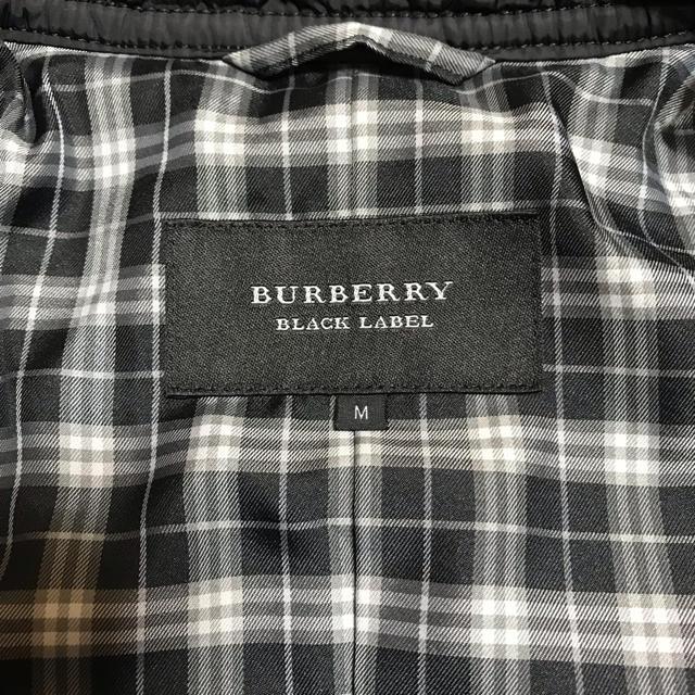 BURBERRY BLACK LABEL(バーバリーブラックレーベル)のバーバリーブラックレーベル ジャケット メンズのジャケット/アウター(ナイロンジャケット)の商品写真