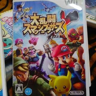 Wii - wii 大乱闘スマッシュブラザーズエックス