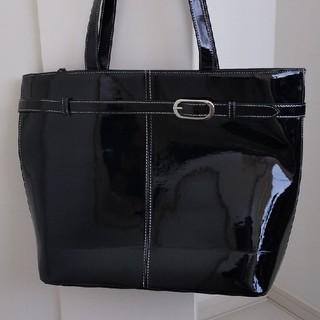 ハマノヒカクコウゲイ(濱野皮革工藝/HAMANO)の新品ハマノエナメルトートバッグ(トートバッグ)