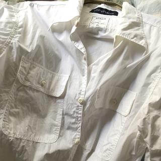 マディソンブルー(MADISONBLUE)の白シャツ(シャツ/ブラウス(長袖/七分))